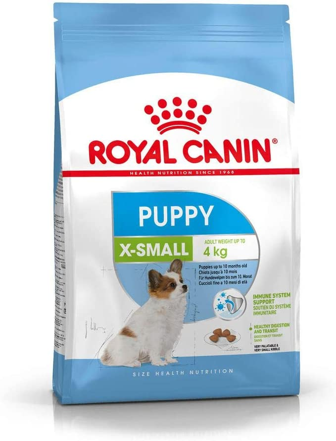 Royal Canin C-083241 S.N. X Small Junior - 3 Kg