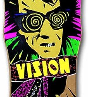 best skateboard decks: Vision Original Psycho Stick Reissue