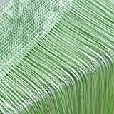 XQXCL Modern String Curtains Courtyard Decor Patio Net Fringe for Door Fly Screen Bedroom Windows Decoration Divider