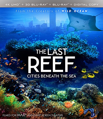 IMAX: The Last Reef: Cities Beneath the Sea [Blu-ray]