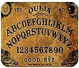 Non-Slip Rubber Mousepad Ouija Board Mouse Pad Retro Ouija Board Mouse Pad 180mm x 220mm x 2mm