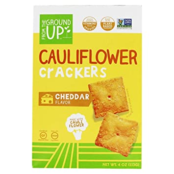 Image result for From the Ground up crackers