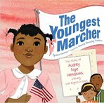 Cover Art for THE YOUNGEST MARCHER