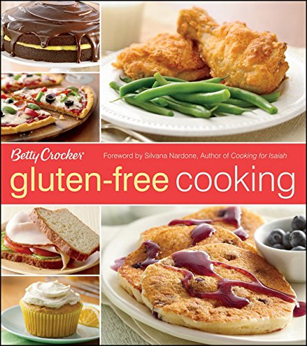 Betty Crocker Gluten-Free Cooking (Betty Crocker Cooking)