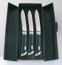 3-er Set Steakmesser 25,6 Special Knife Edelstahl 18/10 von Rosenthal*