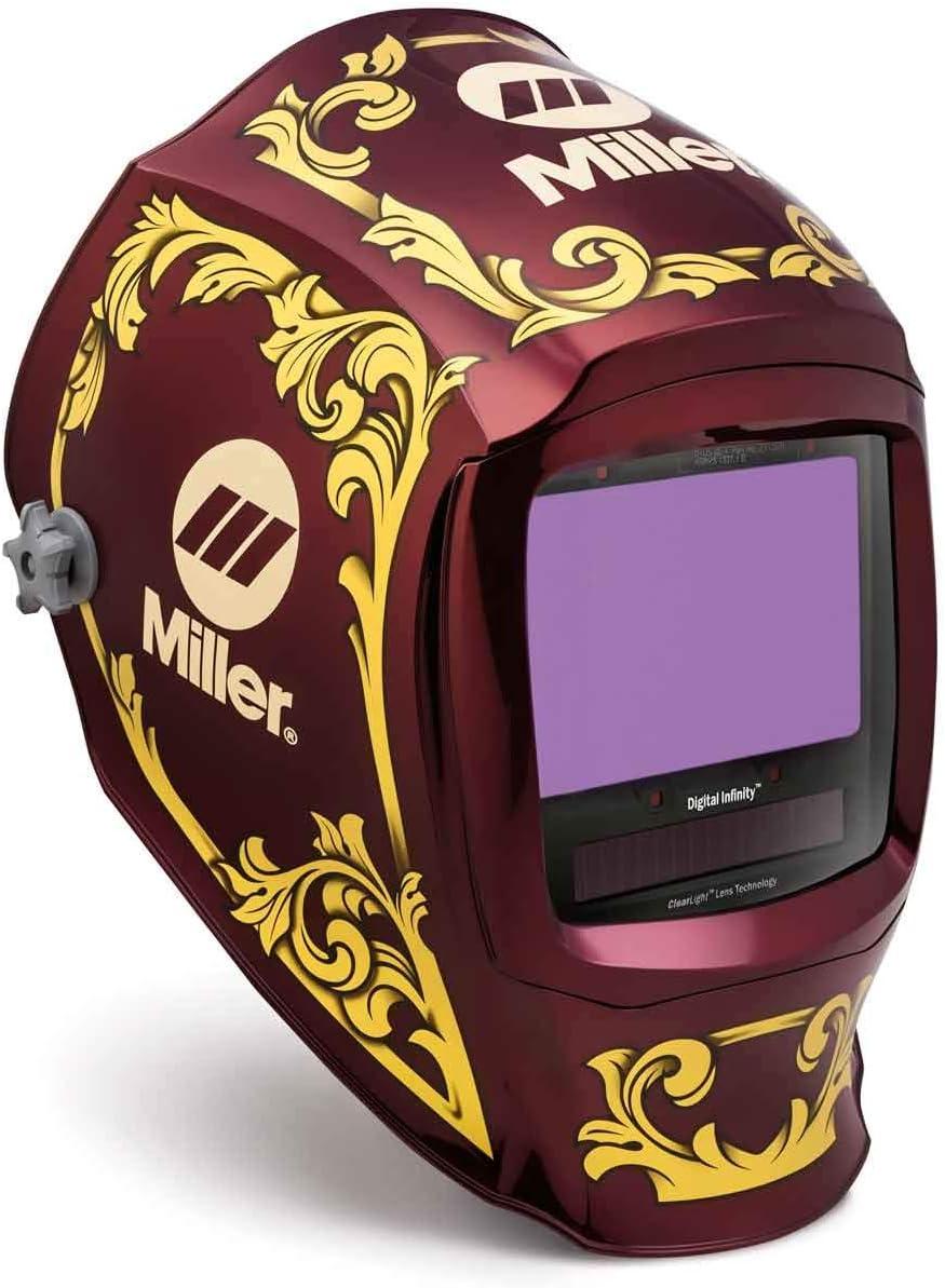 Digital Infinity Welding Helmet