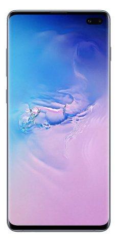 Samsung Galaxy S10 Plus (Prism Blue, 8GB RAM, 128GB Storage)