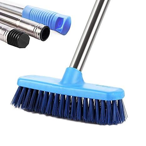 Long Broom Household Floor Cleaning Bathroom Brush