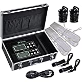 AW Dual User Foot Bath Machine Ionic Detox Foot Spa Cell Cleanse Machine LCD with 2 Stainless Steel Arrays