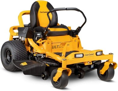 most comfortable riding lawn mower - Cub Cadet