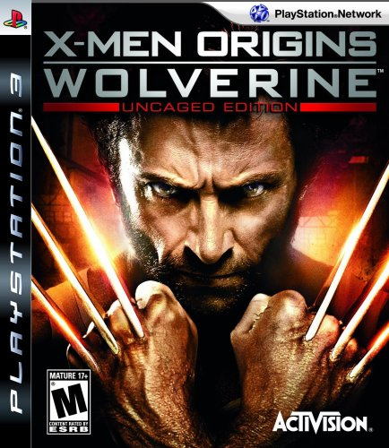 X-Men Origins: Wolverine - Uncaged Edition -...