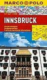 Innsbruck Marco Polo City Map: 1:10K (Austria) (Marco Polo City Maps)