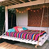Eccbox 84 X 59 Inch Large Mexican Serape Blanket with Assorted Bright Colors Mexican Tablecloth for Mexican Wedding Party Decorations
