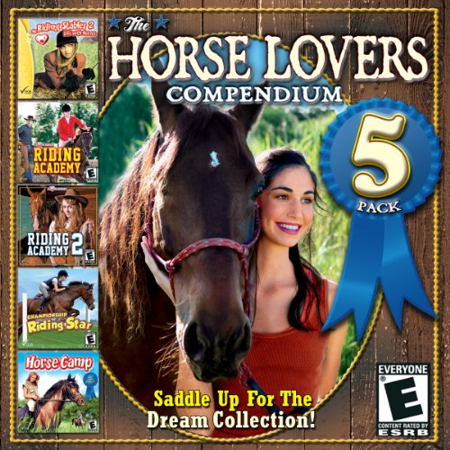 Horse Lovers Compendium 5-Pack [Download]