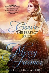 For Corva Collier, life as a mail-order bride in the quirky town of  Haskell, Wyoming is her last chance for escape. She longs for a peaceful  life away from ...