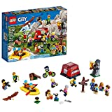 LEGO City People Pack - Outdoors Adventures 60202 Building Kit (164 Pieces)