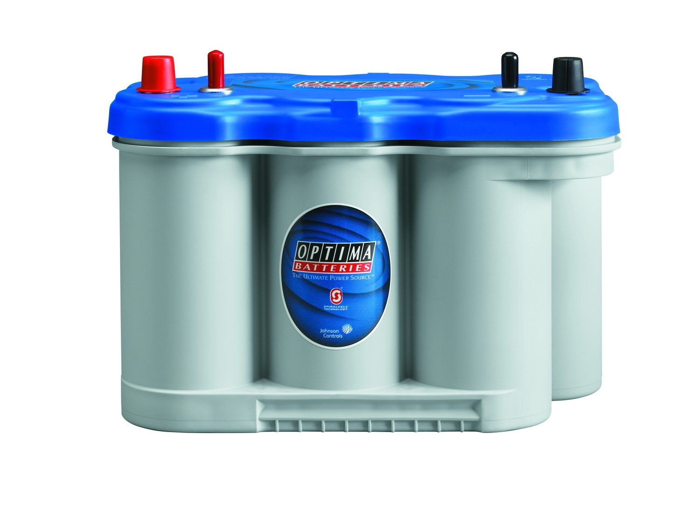 Optima Batteries 8027-127 D27M BlueTop Starting