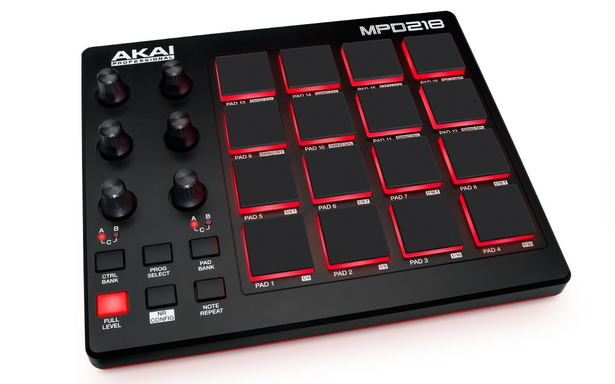 AKAI Drum Machine