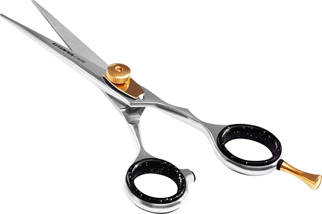 Budget professional hair shears: Utopia Care.