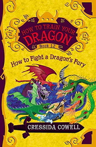 How to Train Your Dragon: How to Fight a Dragon's Fury - Book 12