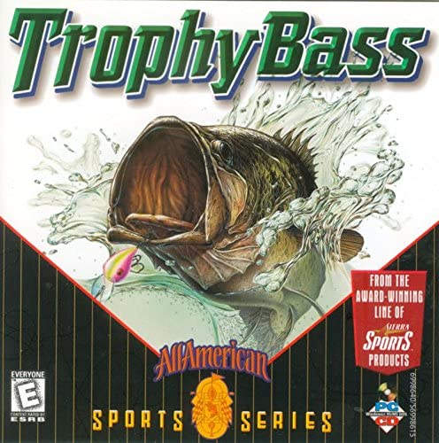 Amazon Com Trophy Bass Software
