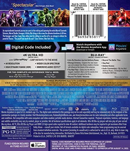 Avengers-Infinity-War-4K-Ultra-HD-Blu-Ray-Digital-Code-Blu-ray-with-no-outer-sleeve-O-Sleeve
