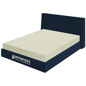 Best Price Mattress - 6 inch Memory Foam Mattress