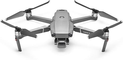 """DJI Mavic 2 Pro - Kit Drone avec caméra Hasselblad, Video 4K HDR, Capteur CMOS de 1"""" et 20 mégapixels - Couleur Gris"""