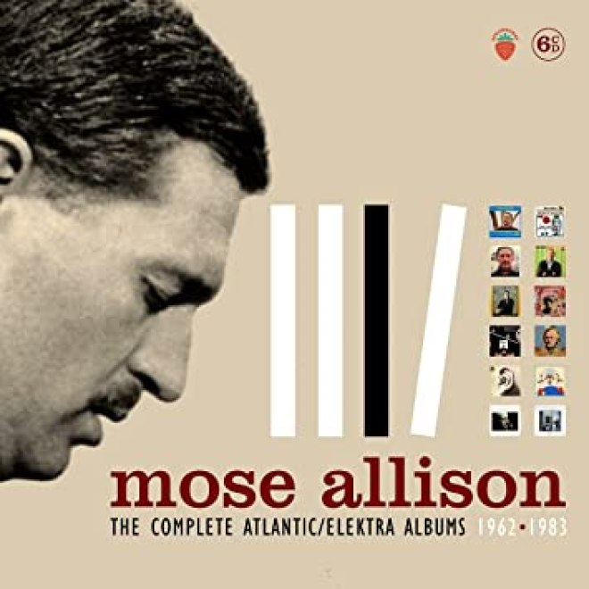 Mose Allison - Complete Atlantic / Elektra Albums 1962-1983 - Amazon.com  Music