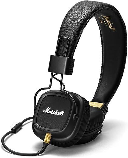 Marshall Major II On-Ear Headphones (Black)