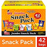 Utz Jumbo Snack Pack, 43.25 Ounce