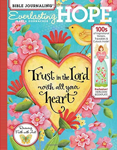 Bible Journaling - Everlasting Hope