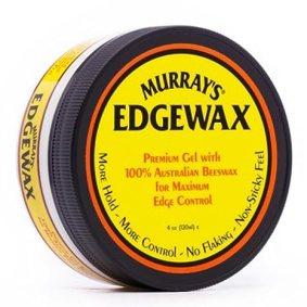 Murray's Edgewax Beeswax, 4 Ounce