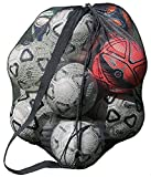 Keeble Outlets Drawstring Mesh Ball Bag With Shoulder Strap, 30 x 40 Inches