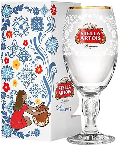61l2qH7WJyL. AC  - Stella Artois 2018 Edición Limitada Mexico Cáliz, 33cl #Amazon