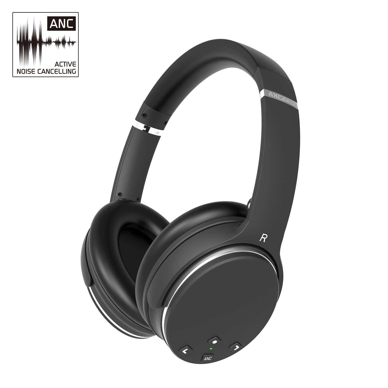 Amazon.com: Active Noise Cancelling Headphones The headphones we use for doing video production with.