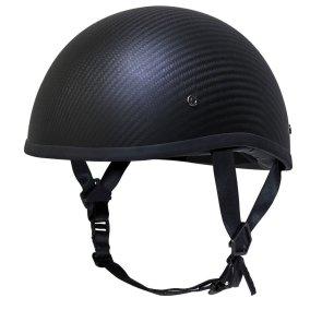 Voss 700CF EZ Rider Half Helmet