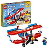LEGO Creator 3in1 Daredevil Stunt Plane 31076 Building Kit (200 Piece)