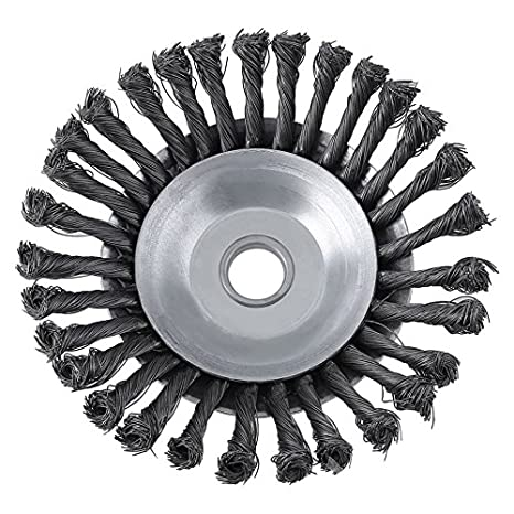 Knotted-Brush-Wheels-Use