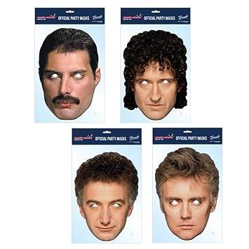 Queen Band Masks