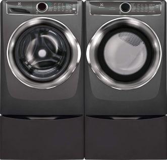 Electrolux Titanium Front Load Laundry PairBlack Friday Deals 2019