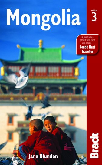 Mongolia Bradt Travel Guide