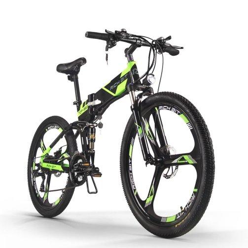 Vélo électrique tout terrain Rich Bit