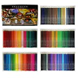 160 Colors Wood Colored Pencils Set Artist Painting Oil Based Pencil for School Drawing Sketching Art Supplies …