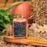 Village-Candle-Pumpkin-Scarecrow-26-oz-Glass-Jar-Scented-Candle-Large