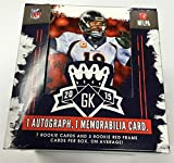 2015 Donruss Gridiron Kings Football Cards Hobby Box (12 packs/box, 8 cards/pack. 1 Auto & 1 Memorabilia/Box -Look for Winston, Mariota, Cooper Rookies) - 10/7 Release Date !