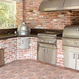 Blaze-Freestanding-Cast-Aluminum-Kamado-Grill-with-Shelves-BLZ-20-KAMADO-BLZ-20KMDO2-CART-BLZ-KMDO-SDSH