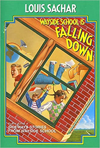 5 Favorite Children's Books of all Time   Wayside School is Falling Down