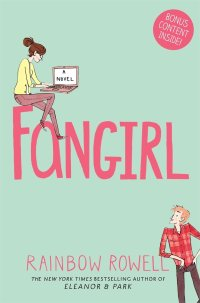 Image result for fangirl by rainbow rowell book