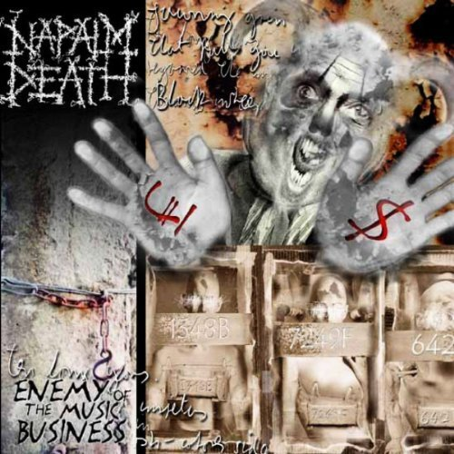 Enemy of The Music Business: Napalm Death, Napalm Death: Amazon.fr: Musique